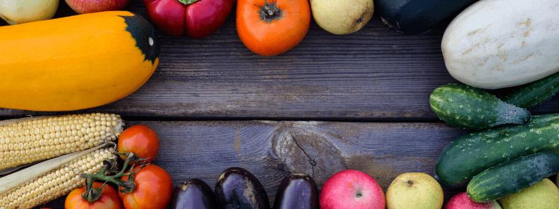 Mere frugt & grønt