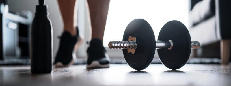 Træning under coronavirus-tiden
